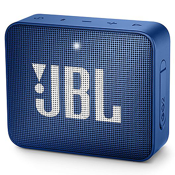 JBL GO2 Blue Wireless Speaker