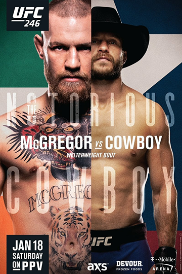UFC 246: McGregor vs Cowboy 2020