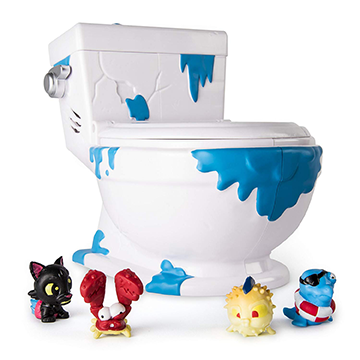 Flush Force Collect-A-Bowl Toilet