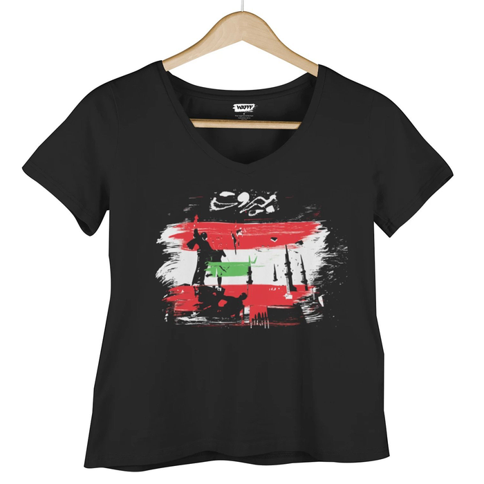 Beirut Black T-shirt