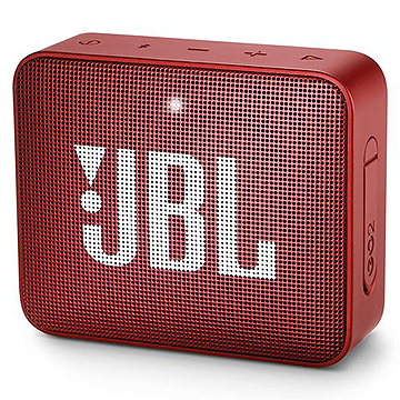 JBL GO2 Red Wireless Speaker