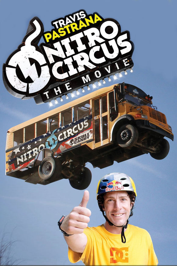 Nitro Circus: The Movie 2012