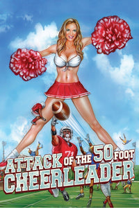 Attack of the 50 Foot Cheerleader 2012