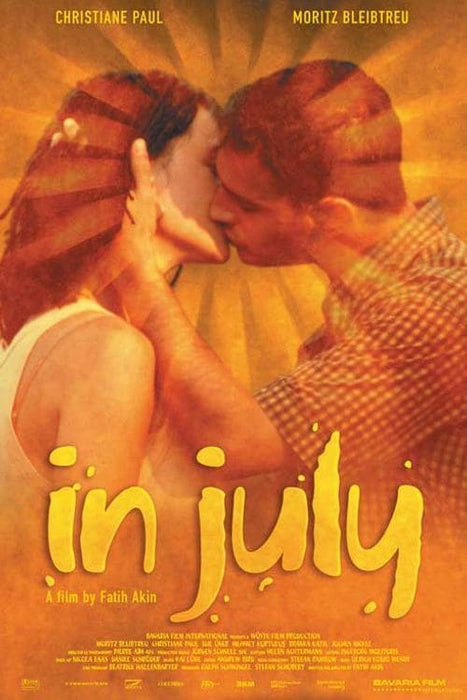 In July - Im Juli 2000