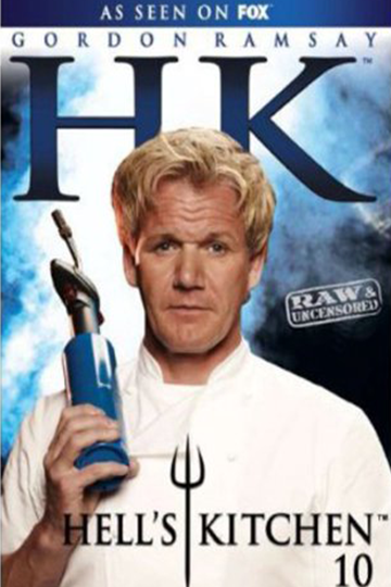 Hell's Kitchen Season 10 2012