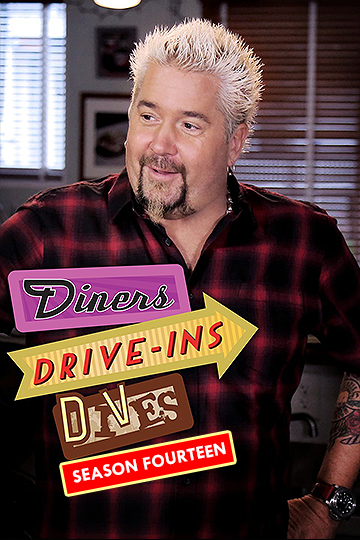 Diners, Drive-ins and Dives Season 14 2012