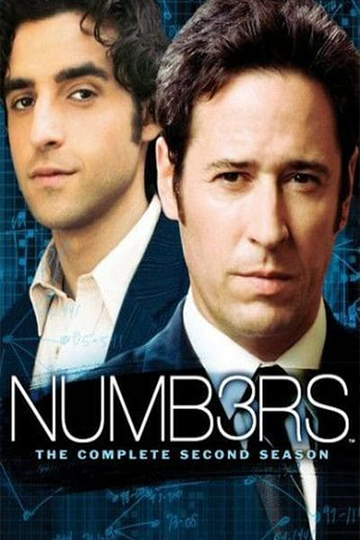 Numb3rs Season 2 2005