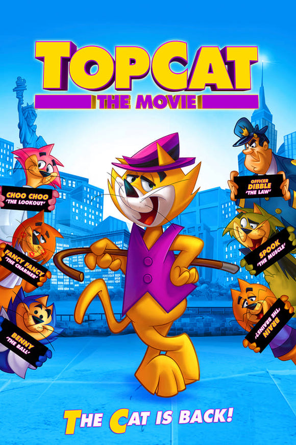 Top Cat: The Movie 2011