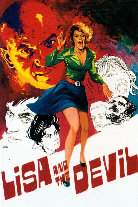 Lisa e il diavolo - Lisa and the Devil 1973