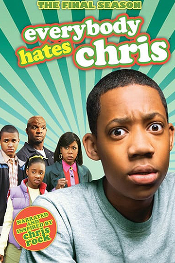 Everybody Hates Chris Season 4 2008