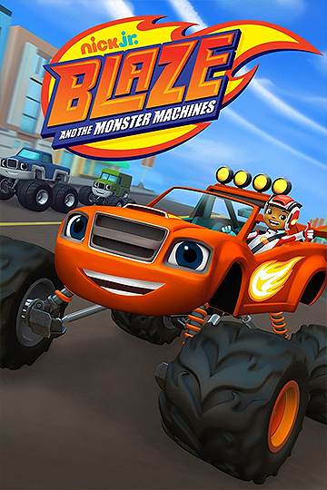 Blaze and the Monster Machines Season 1 2014