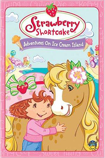 Strawberry Shortcake: Adventures on Ice Cream Island 2004