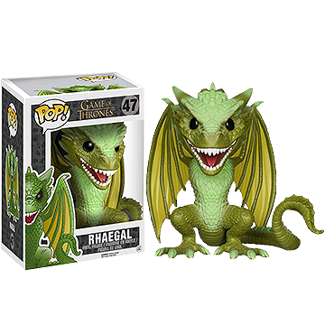 "6"" Super Sized Rhaegal - POP! Television - Game of Thrones"
