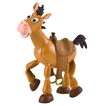 Bullseye The Horse - Bullyland Disney - Toy Story