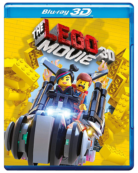 The Lego Movie 3D 2014