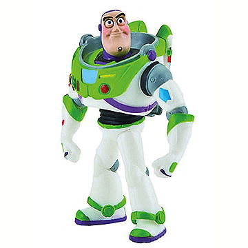 Buzz Lightyear - Bullyland Disney - Toy Story