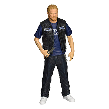 Jax Teller In SAMCRO Shirt - Sons of Anarchy