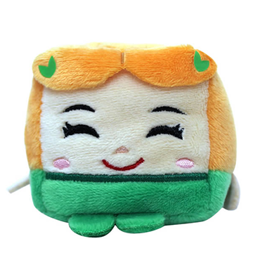 Poison Ivy Mini Plush - DC Comics