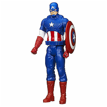 Captain America  - Marvel Titan Hero - The Avengers