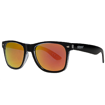 Zippo Orange Multicoating Classic Sunglasses