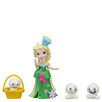Elsa & Snowgies - Disney Frozen Little Kingdom