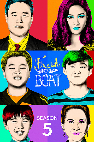 Fresh Off the Boat Season 5 2018