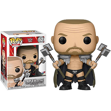 Triple H Skull King - POP! WWE - WWE Universe