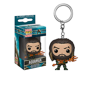 Aquaman - Pocket POP! Keychain - Aquaman