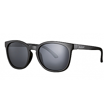 Zippo Black Flash Full Frame Sunglasses
