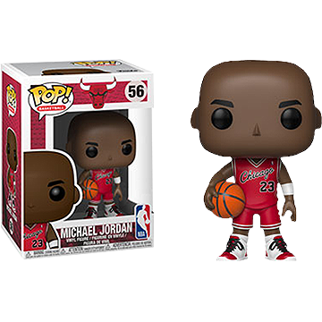 Michael Jordan in Rookie Uniform - POP! NBA - Bulls