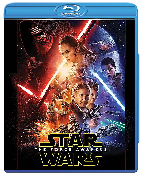 Star Wars: Episode VII - The Force Awakens 2015
