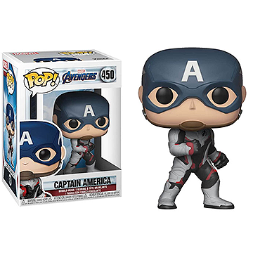 Captain America - POP! Marvel - Avengers: Endgame