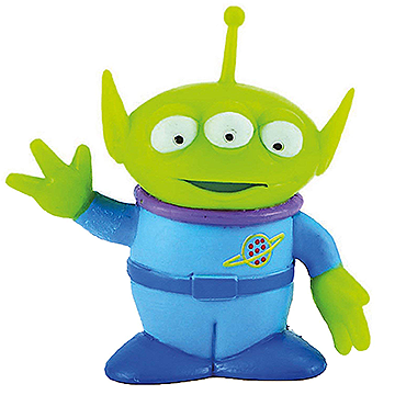 Alien - Bullyland Disney - Toy Story