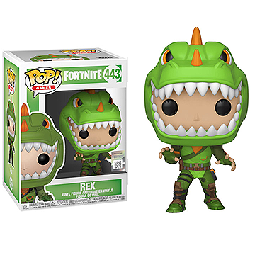 Rex - POP! Games - Fortnite
