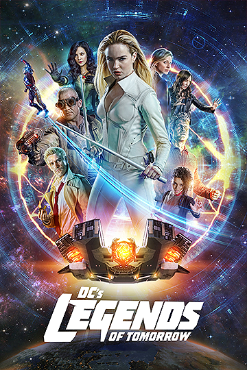 Legends of Tomorrow Season 4 2018