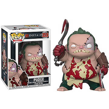 Pudge with Cleaver - POP! Games - Dota 2