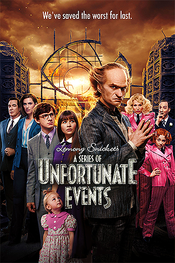A Series of Unfortunate Events Season 3 2019