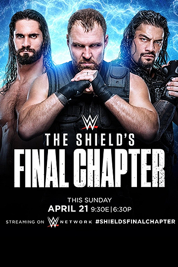 WWE The Shield's Final Chapter 2019