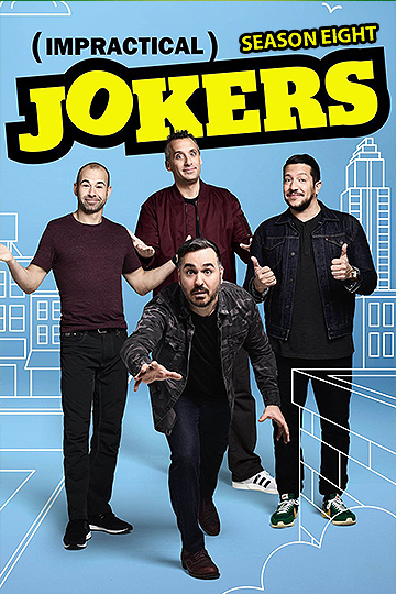 Impractical Jokers Season 8 2019