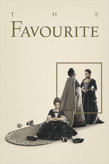 The Favourite 2018
