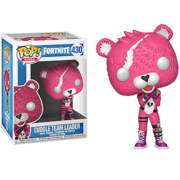 Cuddle Team Leader - POP! Games - Fortnite