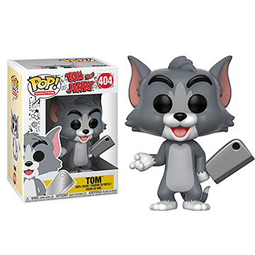 Tom - POP! Animation - Tom and Jerry