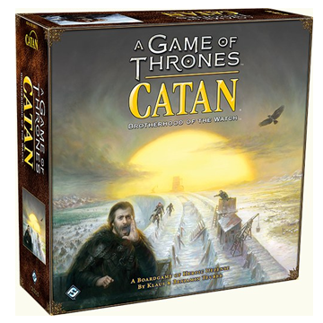 Catan Game of Thrones: Brotherhood of the Watch