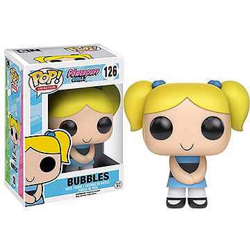 Bubbles - POP! Animation -  Powerpuff Girls