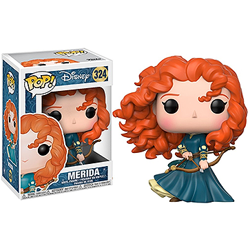 Merida - POP! Disney -  Brave