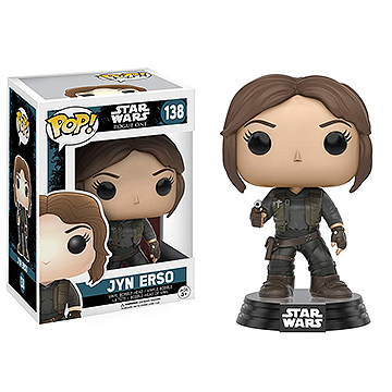 Jyn Erso  - POP! Star Wars - Star Wars: Rogue One