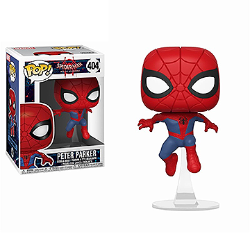 Spider-Man - POP! Marvel - Spider-Man: Into the Spider-Verse