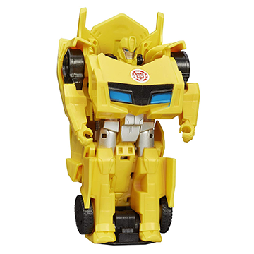 Bumblebee - Robots In Disguise One Step Changers - Transformers