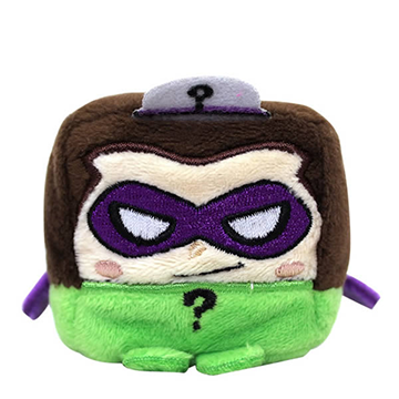 The Riddler Mini Plush - DC Comics