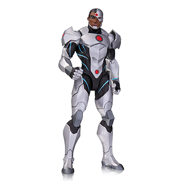 Cyborg - DC Collectibles - Justice League War